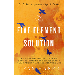 The Five Element Solution Book Cover