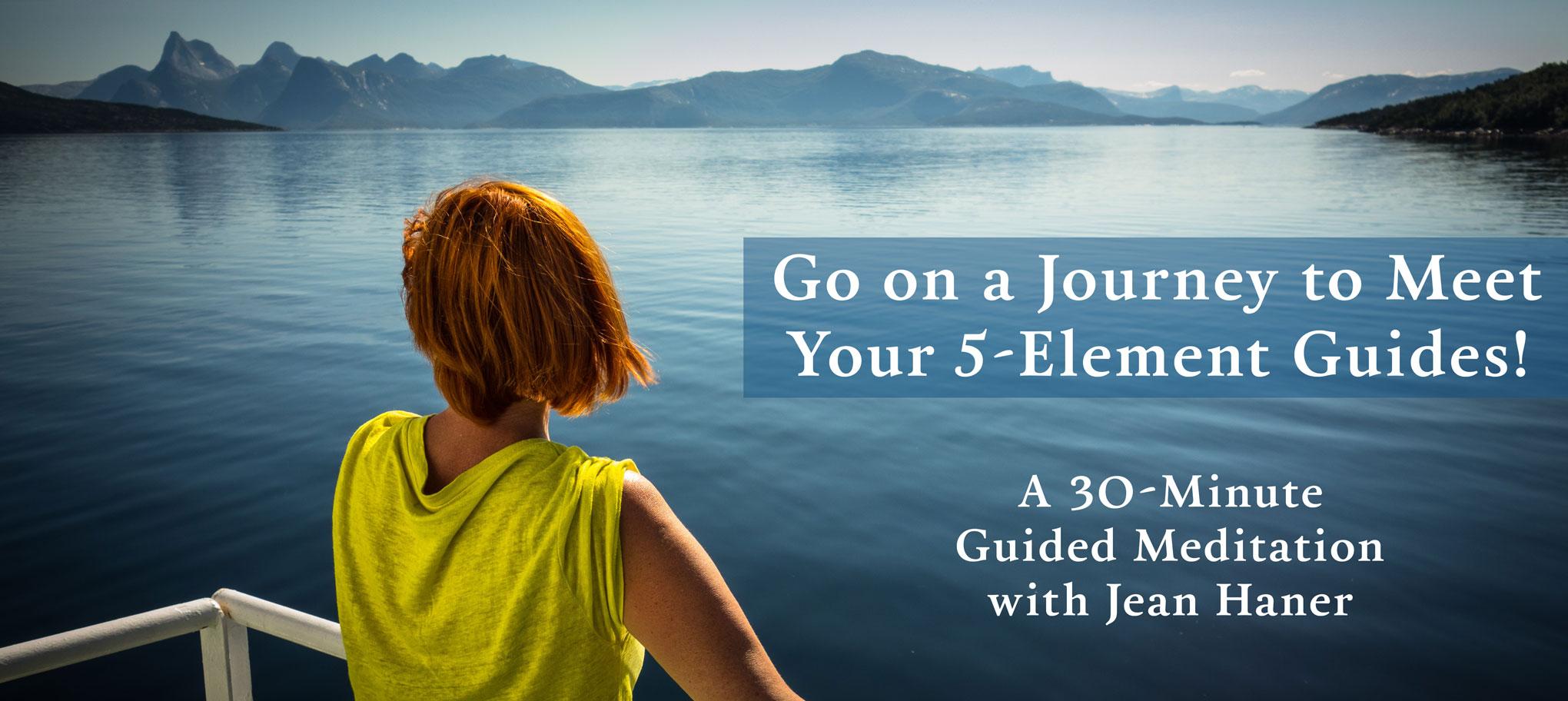 5 Element Guides Meditation Header